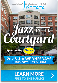 Jazz in the Courtyard - Blues Boulevard