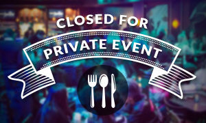 how to tell if event is private