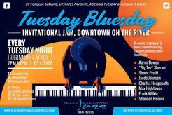 Tuesday Bluesday - Blues Boulevard
