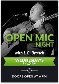 Open Mic Night with LC Branch